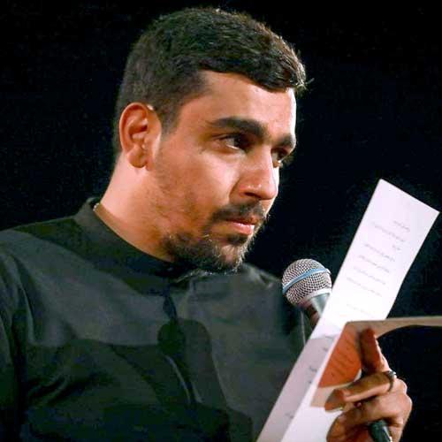 دانلود مداحی من مینویسم اسمتو با اشک حنیف طاهری